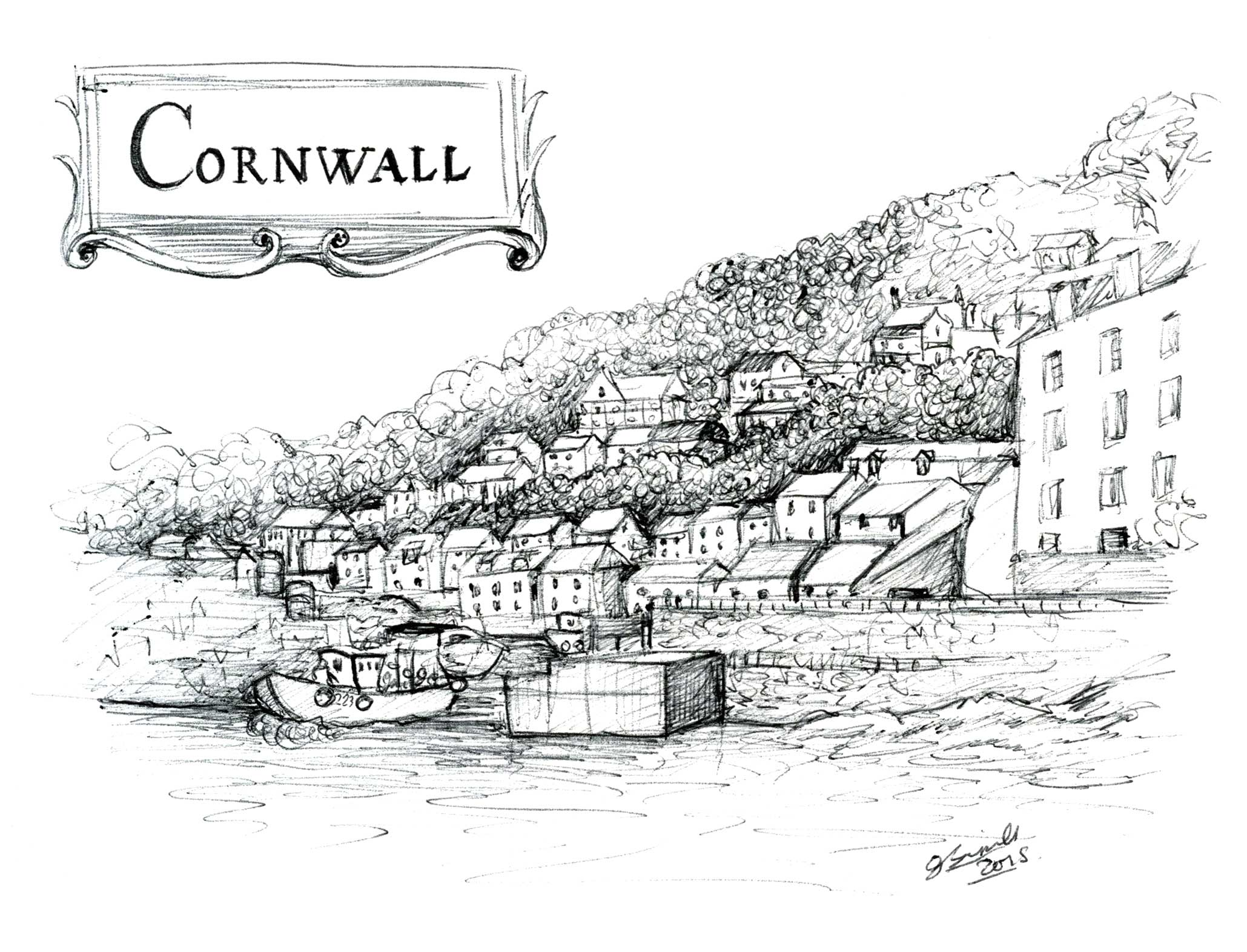 Cornwall-sketch_gail-yerrill