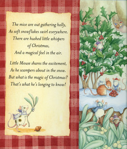 The Magic of Christmas title page