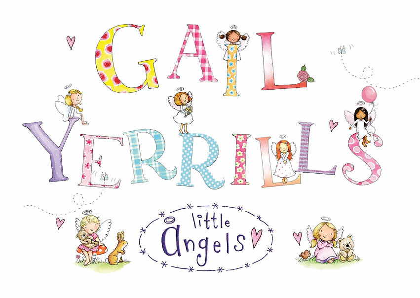 Little Angels by Gail Yerrill