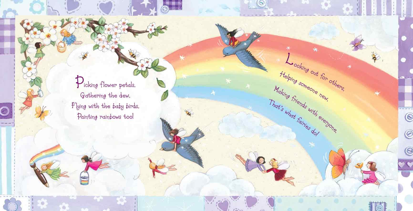 Fairy Rainbow- Fairy Friends