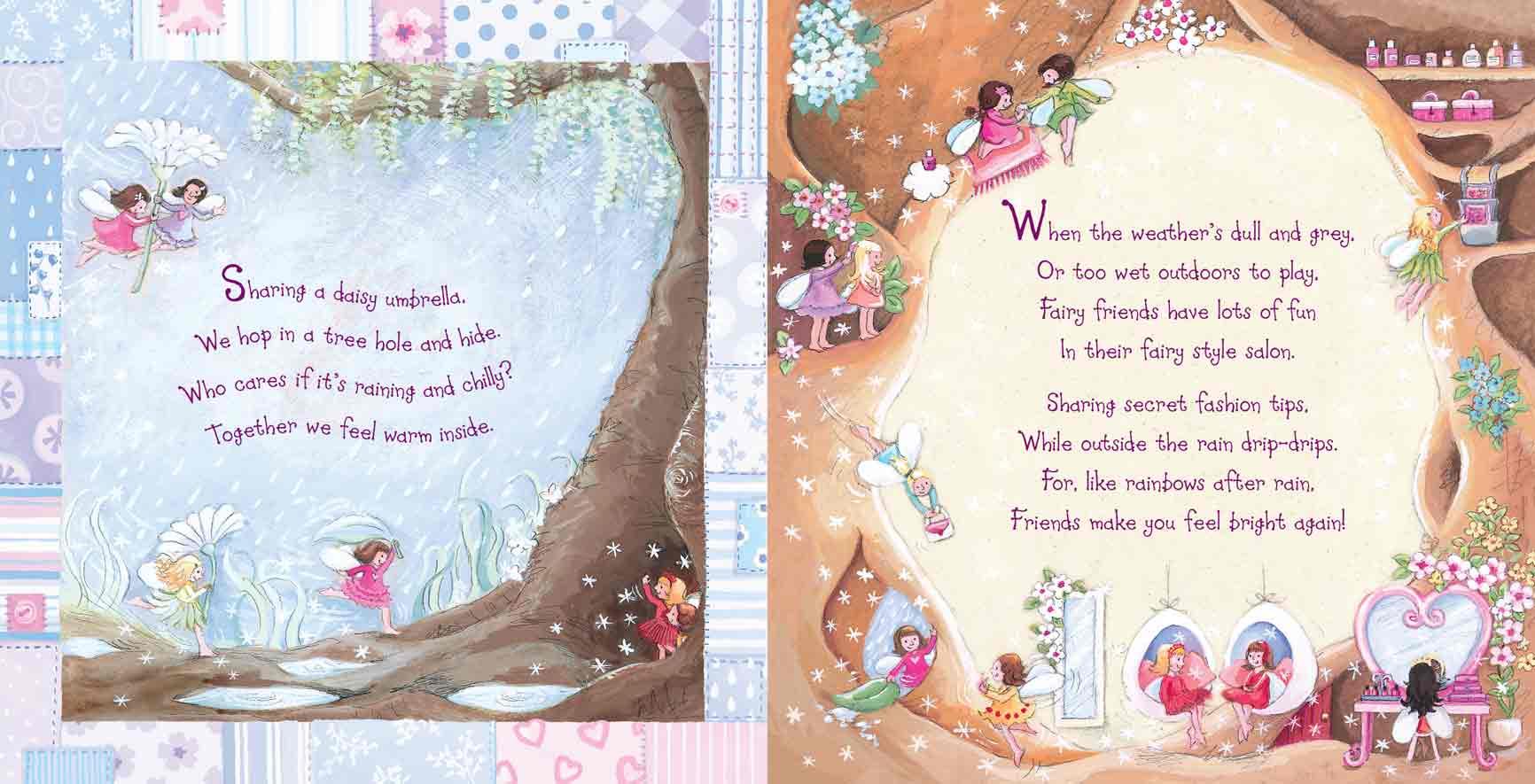 'In the Salon' Fairy Friends