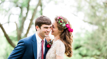 ELISE + JOHN : MARRIED