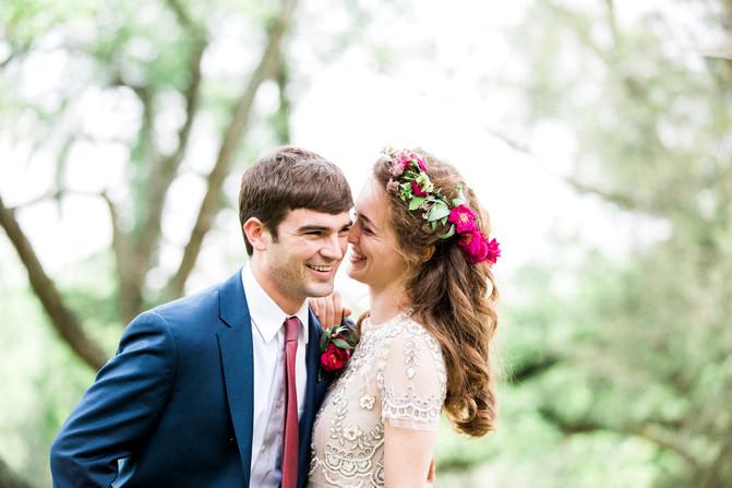 ELISE + JOHN : MARRIED