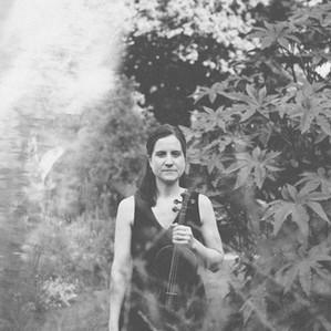 June, violin