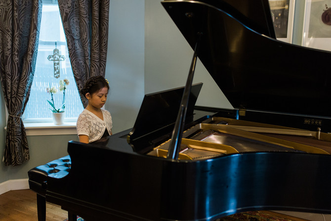 Solo Piano Recitals for small children