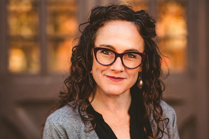 Cyndi Parker, author