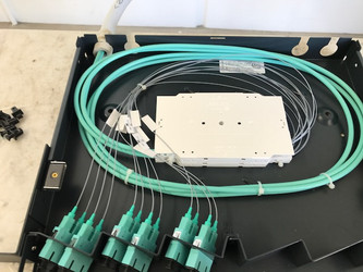 Fiber Optic Termination