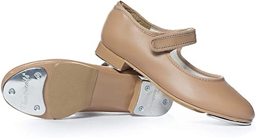 Tap Shoe With Velcro Buckle