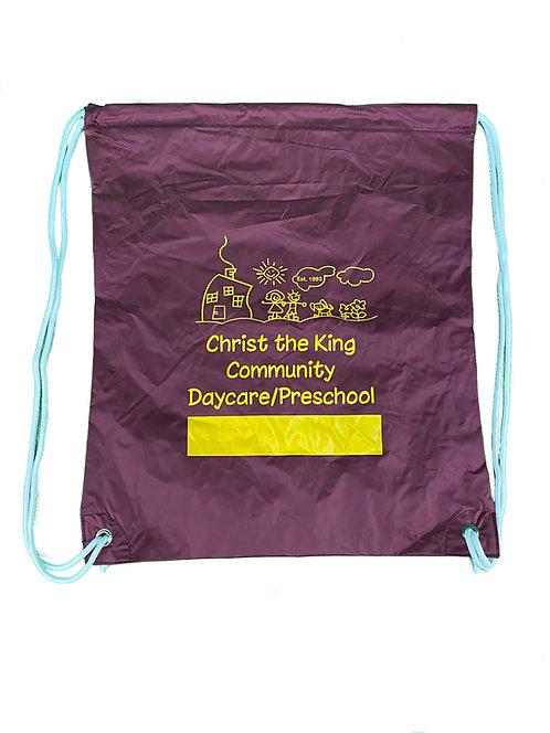 CK Kids / Daycare Drawstring Bag