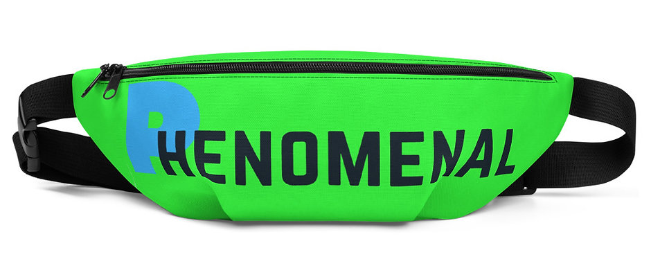 The Phenomenal Fanny Pack