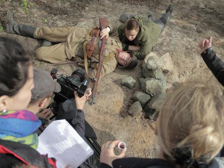 Слушатели киношколы в Никеле завершили съёмки фильмов