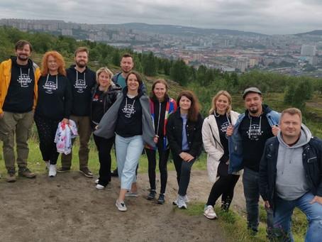 15 российских кинематографистов приедут на Кольский полуостров в III локейшен-тур