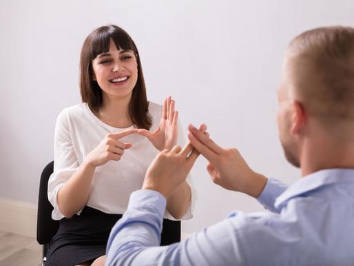 Deaf Awareness Communication Tips