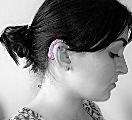 'Coming Out' With My Hearing Loss.