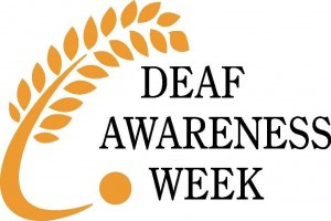 Deaf Awareness Week 2021 – Coming Through It Together