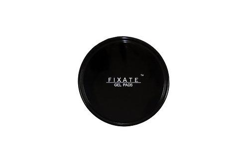 Black Circle Fixate Gel Pad