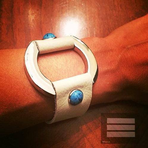 large buckle bracelet