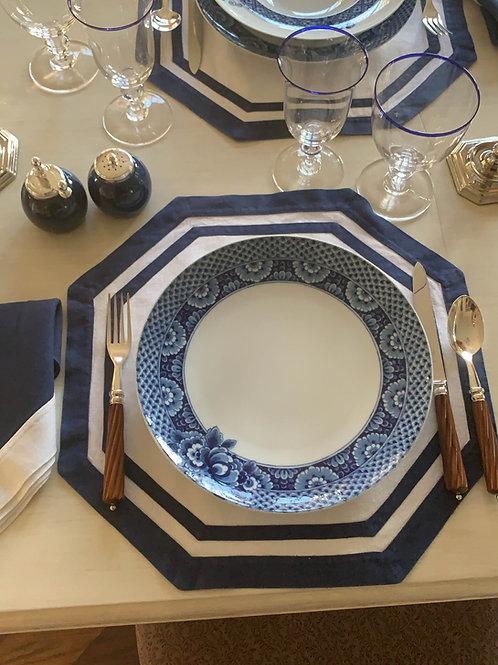 Blue Ming Dinner Plate- Set of 4