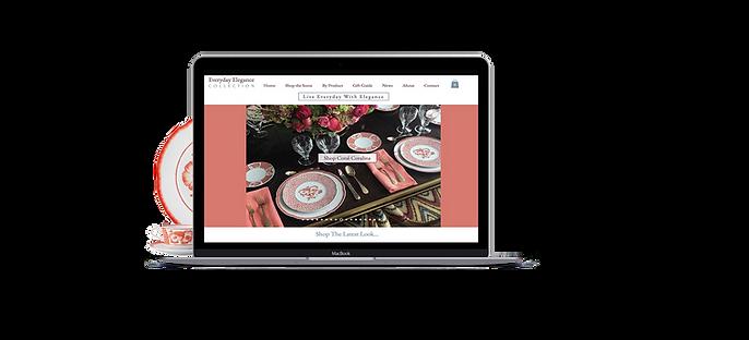 Everyday Elegance Collection Website
