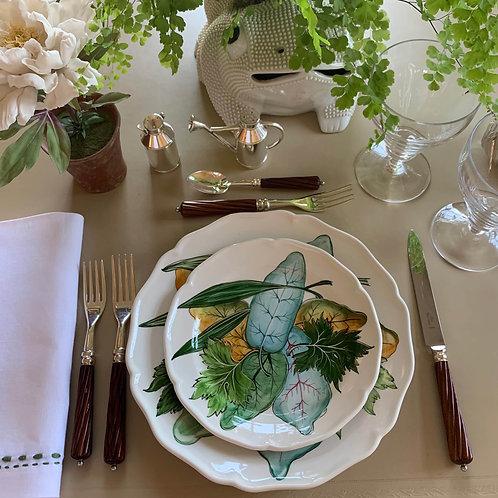 Bunny's Garden Plates