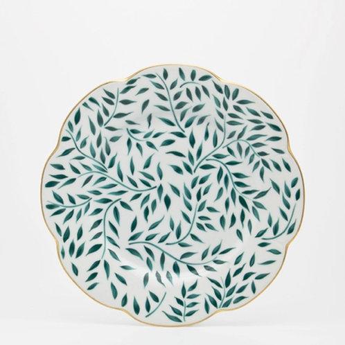 Olivier Leaf Dessert Plate