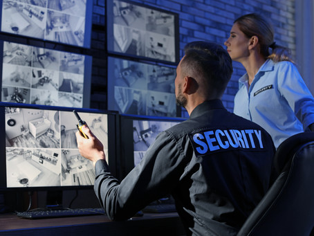 Online Training For Security Guards