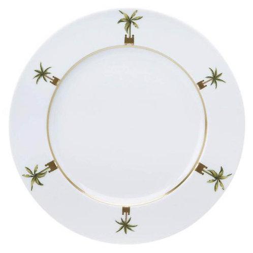 Maldives Dinner Plate