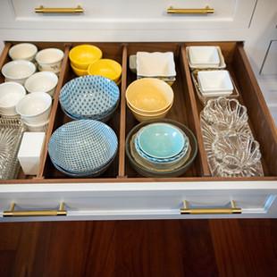 Customized Drawer Storage