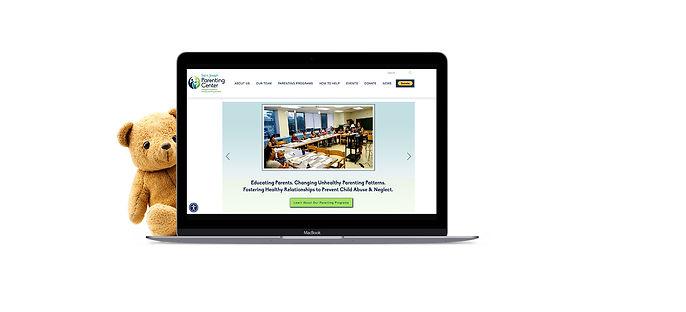Saint Joseph Parenting Center Website
