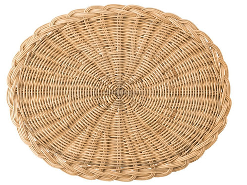 Braided Basket Placemat by Juliska