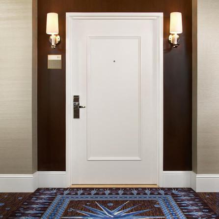 Trustile Hotel Door