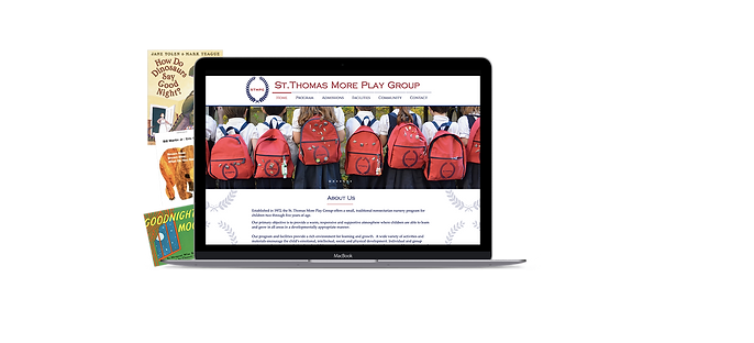 St. Thomas More Play Group Website