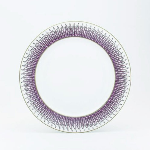 Plumario Plates by Royal Limoges