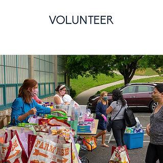Volunteer at SJPC