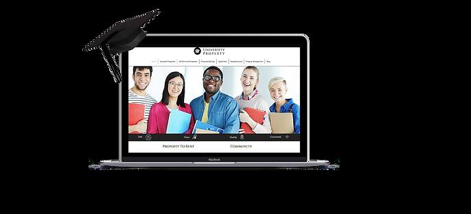 University Property Website