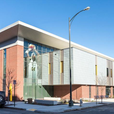 Siegel Center