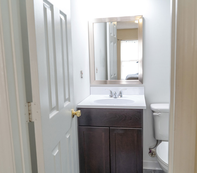 Updated Bathroom Athena