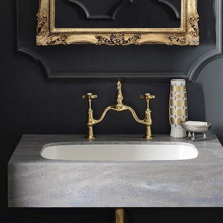 Bathroom Sink by Corian