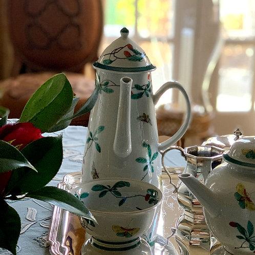 Famille Verte Coffee Pot