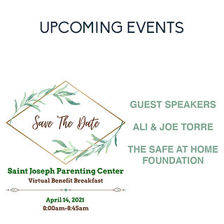 Upcoming Events Fund Raising