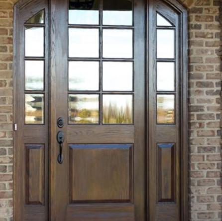 Exterior Door by Riverside Millwork