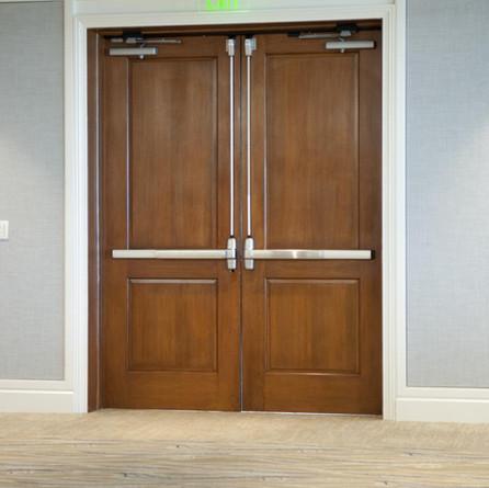 TruStile Ballroom Doors