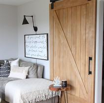 Simpson Barn Door