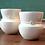 Thumbnail: Nicholas Newcomb Banded Vases- Black or White