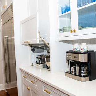 Breakfast Garage Storage