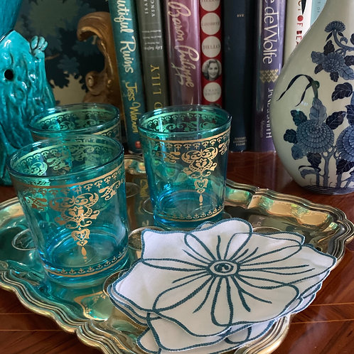 Moroccan Inspired Glasses