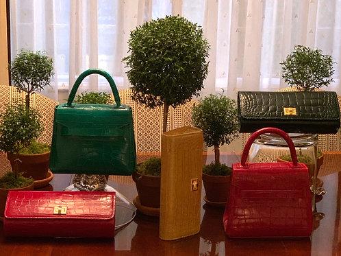 Alligator Handbags by Scot Style