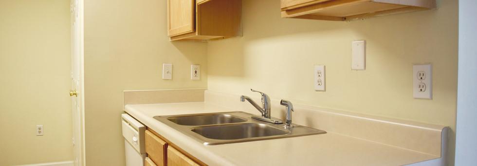 Kitchen Apollo Apartment