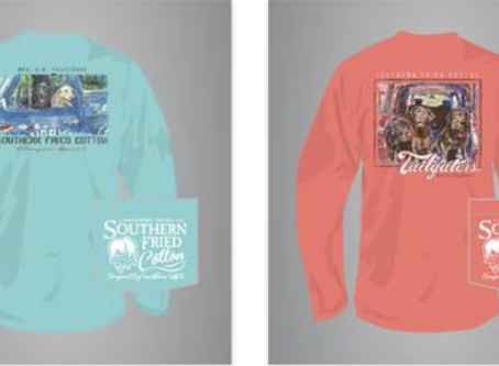 Howlin' For a Cause Fundraiser shirts from Southern Fried Cotton!