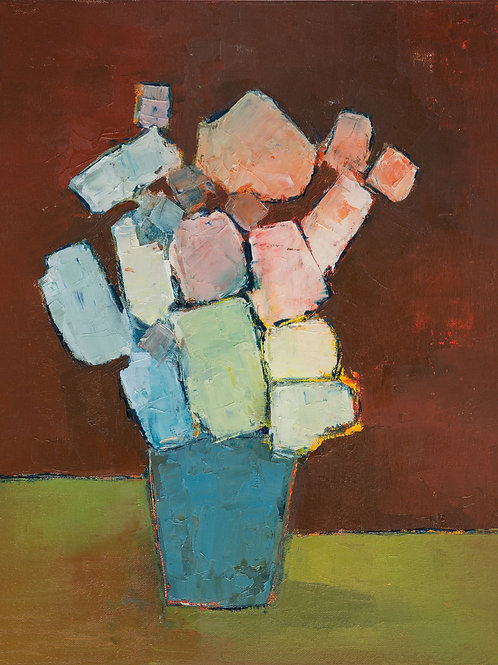 Untitled #56 Painting, By Bill Tansey